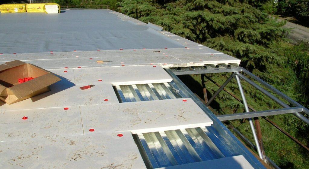 Ремонт крыши своими руками плоской 76